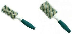 Spornette Prix CONCAVE Boar Tourmaline Bristle Hair Brush  --  FREE SHIPPING