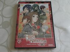 Hiiro No Kakera: Season 2 (DVD, 3-Disc Set) Sentai Filmworks, Brand New