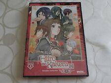 Hiiro No Kakera: Season 2 (DVD, 3-Disc Set) Sentai Filmworks, Brand New