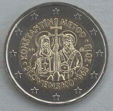 2 Euro Slowakei 2013 Kyrill und Method unz