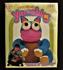 Crochet Me Yarnables Crochet Toy Kit Tiny