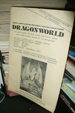 DRAGONWORLD COMPLIMENTARY PREVIEW 1st US 1979 P/B