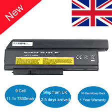 9 Cell Laptop Battery for Lenovo ThinkPad X220 X220i 42T4862 42T4861 0A36282 UK