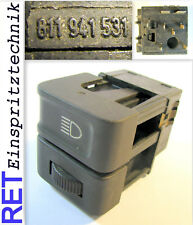 Schalter Lichtschalter 811941531 Audi 80 B 3 original