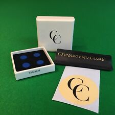 Century Pro Cue Tips G1 / G2 / G3 / G4 Graded Snooker/Pool Tips, Chesworth Cues