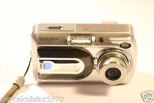 Fujifilm Finepix série A330 3.2MP appareil photo numérique-Argent