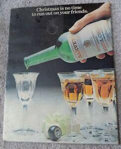 Harveys Bristol Cream advertisement