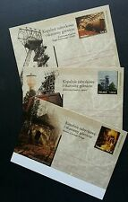 Poland Old History Coal Mining Museum 2010 Building Culture (postcard) MNH