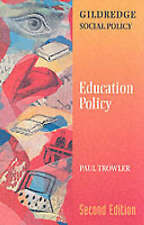 EDUCATION POLICY (The Guildredge Social Policy Series)-ExLibrary