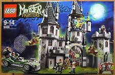 LEGO MONSTER FIGHTERS 9468 Vampyre Castle