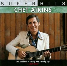 "CHET ATKINS, CD ""SUPER HITS"" NEW SEALED"