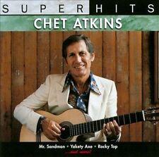 "CHET ATKINS, CD ""SUPER HITS"" NEW SEALED"