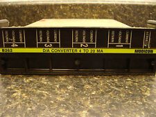 MODICON / AEG AS-B262-001 DA CONVERTER MODULE 30 DAY WARRANTY