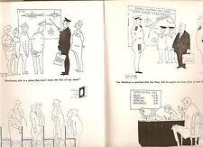 Molnar George collection of cartoons scarce australian political humour 1970 76