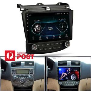 "10.1""Android 9.1 Car Stereo Radio GPS Navi Head Unit For Honda Accord 2003-07-AU"