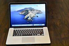 """New listing Apple MacBook Pro Retina 15"""" Core i7 2.5 Ghz 16Gb Ram 500Gb Ssd Mid 2014"""