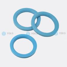 3 ST Bagues de centrage anneaux d'écartement pour jantes alu 76,0 - 56,6 mm