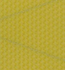 B.S National/WBC Size Hive Wired Super Beeswax Foundations Sheets,pack of 10