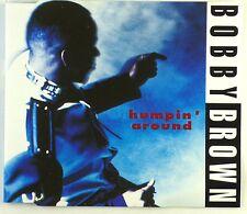 CD Maxi-Bobby Brown-humpin 'Around-a4238