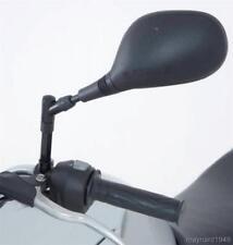 R&G Negro Espejo Elevadores Para Yamaha FJ-09, 2015 a 2017