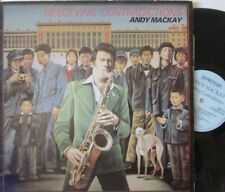 ANDY MACKAY - Resolving Contradictions ~ VINYL LP
