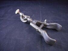 Fisher Castaloy Aluminum Pole Rod Clamp Adjustable 16mm Od Rods 55mm Clamp 1pk