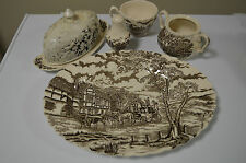 Royal Mail England Staffordshire mixed lot