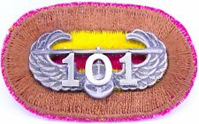 101st Airborne Air Assault Wing Oval Patch Badge Pin Insignia Military