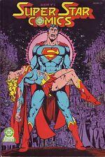 Super Stars Comics Album N°3 (N°5 et 6) - Arédit-D.C. Comics 1986- BE
