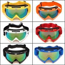 Lunettes Goggle Eyewear Glasses Protection Pr Moto Cross Vélo Motocross Enduro