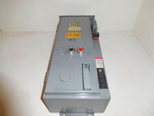 General Electric/Square D CR306BO Size 0 Fused 3R Starter