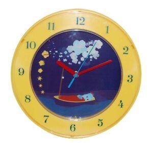 IN THE NIGHT GARDEN - Illuminating Wall Clock ~ 26cm Diameter (Wesco) #NEW