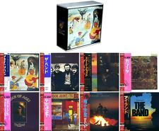 "THE BAND "" Music from Big Pink "" Japan Mini LP 8 Platinum SHM-CD BOX"