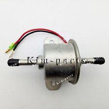 Electric Fuel Pump 485510011 For PERKINS HP-404C-22 KD-103-10 KE-103-15 KN-102-0