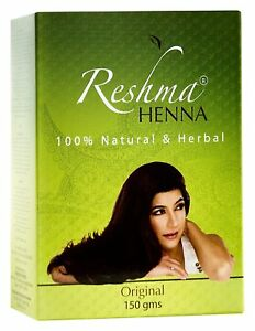 150g Reshma Pure Natural Henna Powder Hair Color, Original No Chemicals