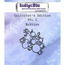 IndigoBlu bulles Collectors Edition No.1 Rubber Stamp IND0329