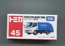 Takara Tomy   #45 Toyota Dyna Refuse Truck