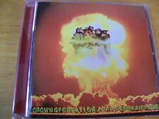 JEFFERSON AIRPLANE CROWN OF CREATION CD MINT-  4 BONUS TRACKS