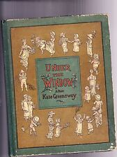 UNDER THE WINDOW-KATE GREENAWAY-1ST (PIRATED) EDITION