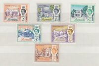 Bermuda QEII 1962 Mint LHM Part Set To 2/- J3992