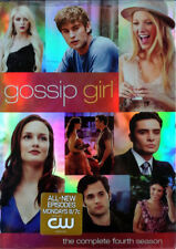 GOSSIP GIRL - COMPLETE FOURTH SEASON - (5) DVD BOX SET - STILL SEALED