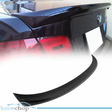 BMW E92 Coupe 3-Series Carbon Fiber M-tech Type Boot Trunk Spoiler Wing 335i
