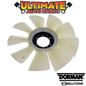 Engine Cooling Fan Blade (5.9L Cummins Diesel) for 05-09 Dodge Ram 4000 Pickup