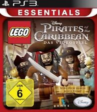 Playstation 3 LEGO PIRATES OF CARIBBEAN FLUCH DER KARIBIK Essential Top Zustand