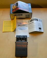 Boss Metal Zone Guitar Pedal Distortion (MT-2) New Old Stock NOS 2008 MT2