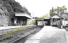 Newcastle-Under-Lyme Railway Station Photo. Stoke - Silverdale. Keele Line. (1)