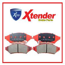 MD1075 Brake Pad Semi-Metallic for Front Pontiac Gran Prix 04-08 , Montana 05-06