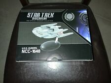 Star Trek Discovery - USS Europa NCC-1648 Die-cast Ship & Magazine #5 Eaglemoss