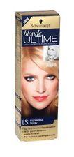 Schwarzkopf Blonde Ultime LS Lightening Spray 100ml Hair Dye with Citrus Oil