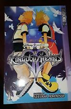 Kingdom Hearts II: Kingdom Hearts Vol. 1 by Amano Shiro (2007, Paperback)